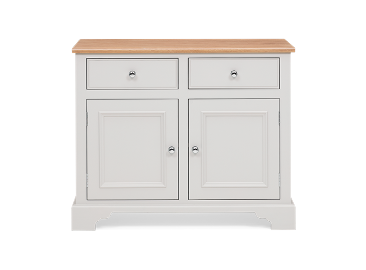 Chichester 3ft6 Sideboard Front
