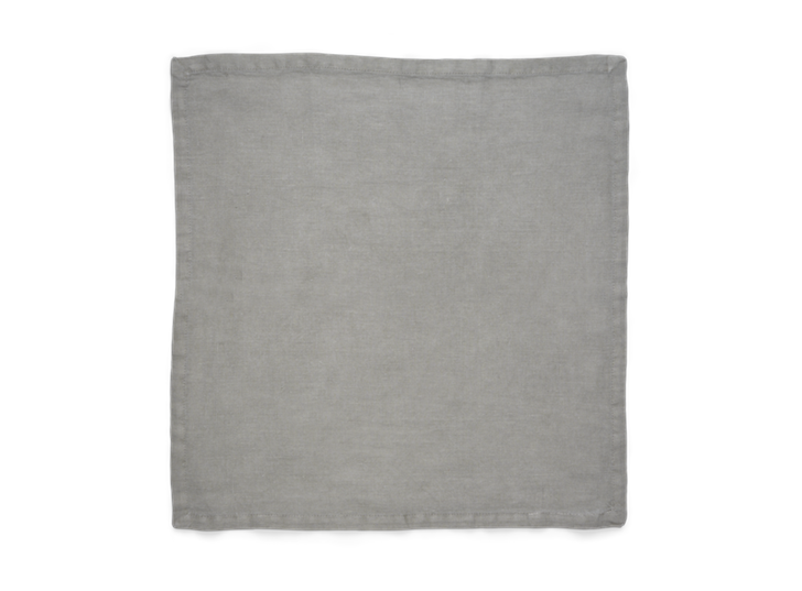 Emily Linen Napkins Set of 6 Mist_Front