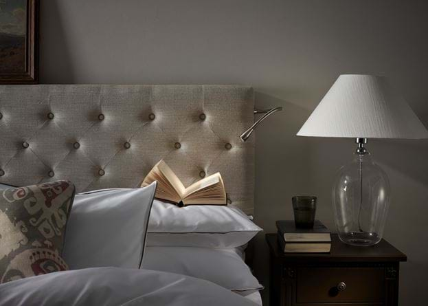 Bedside Reading Light Shaftesbury Rathbone