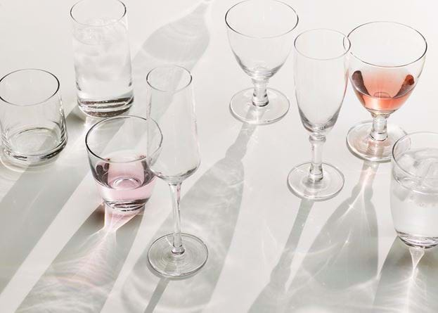 Barnes Red Wine Glasses