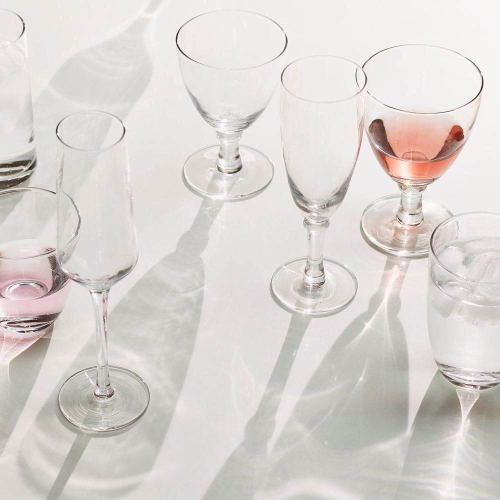Barnes White Wine Glasses