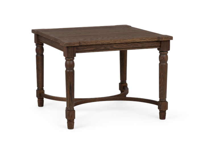 Blenheim, square low side table 60, 3quarter copy