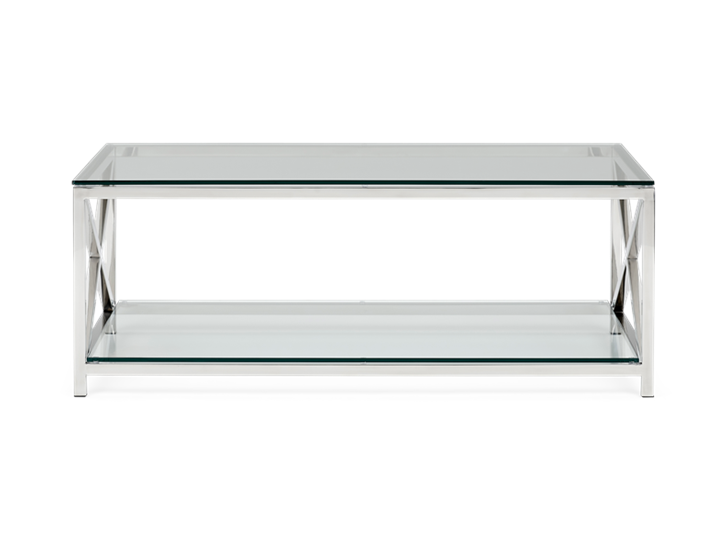 Manhattan Coffee Table 120 Rectagular_Front
