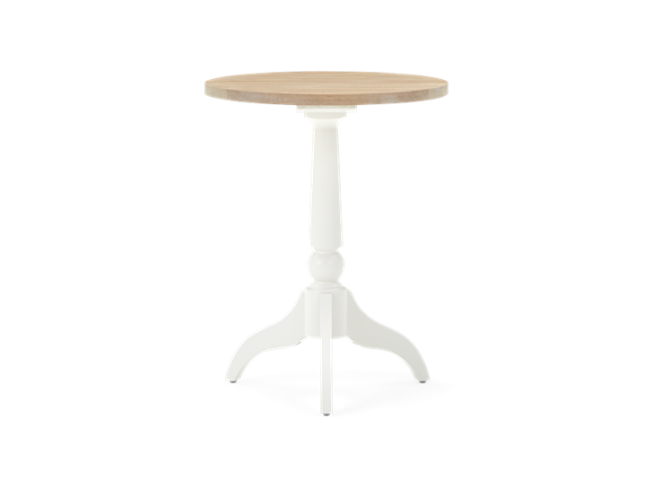Suffolk Tall Side Table_Front