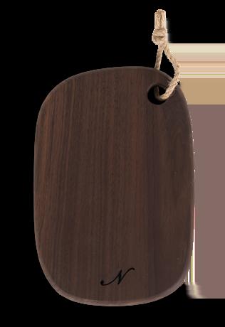 Bermondsey chopping board, small, above