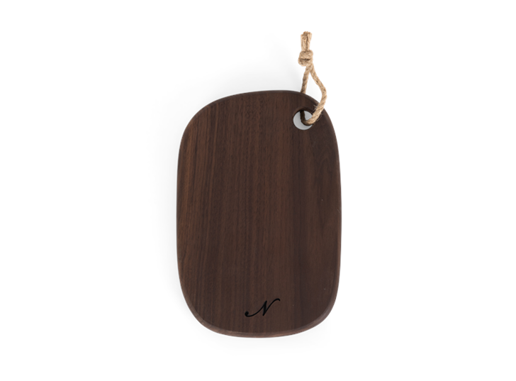 Bermondsey chopping board, small, above
