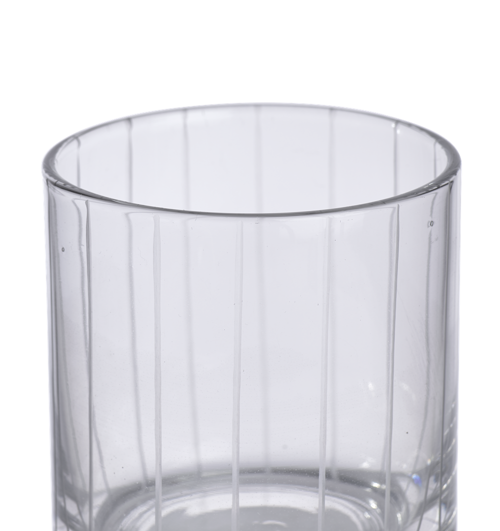 Mayfair Low Ball Glasses, Set of 6 2