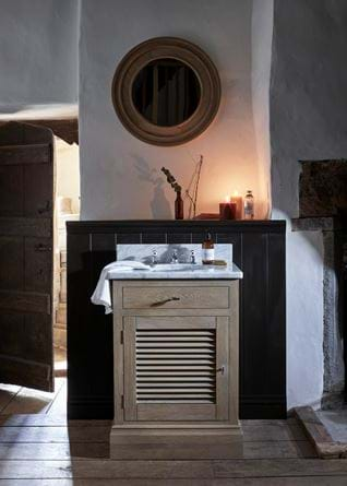 Edinburgh washstand with mirror