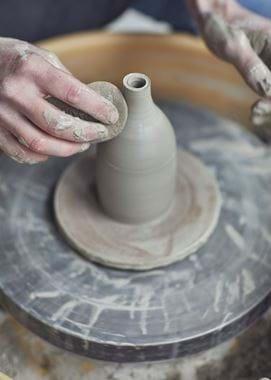 Rebecca Williams Ceramicist Studio