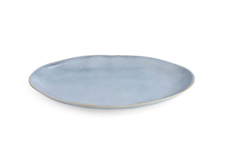 Bretby Oval Platter Medium_Top