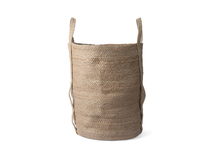 Arbroath laundry basket, front