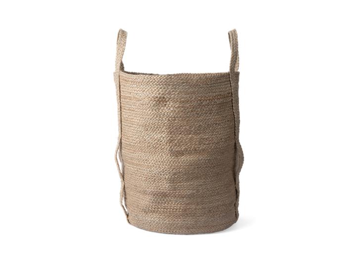 Arbroath laundry basket, front