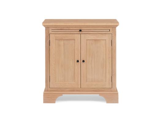 Henley 3ft Oak Sideboard Front