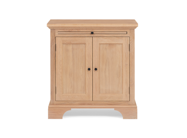 Henley 3ft Oak Sideboard Front