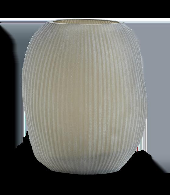 Alconbury Vase Large Grey_Front 1