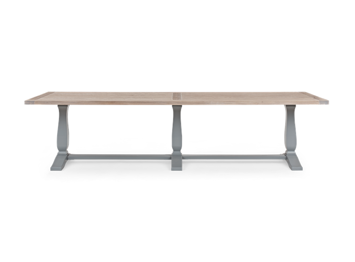 Harrogate 310 Rectangular Table_Fog_Front