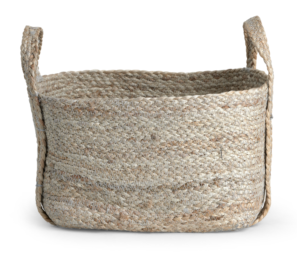 Arbroath small Jute Basket
