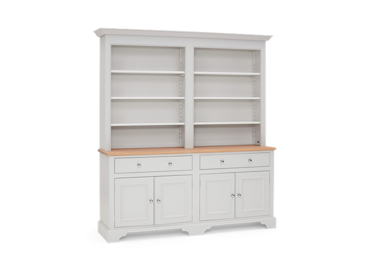 Chichester 6ft Open Rack Dresser 0060