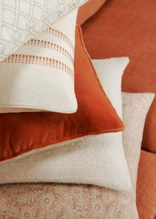 Indoor scatter cushion styling