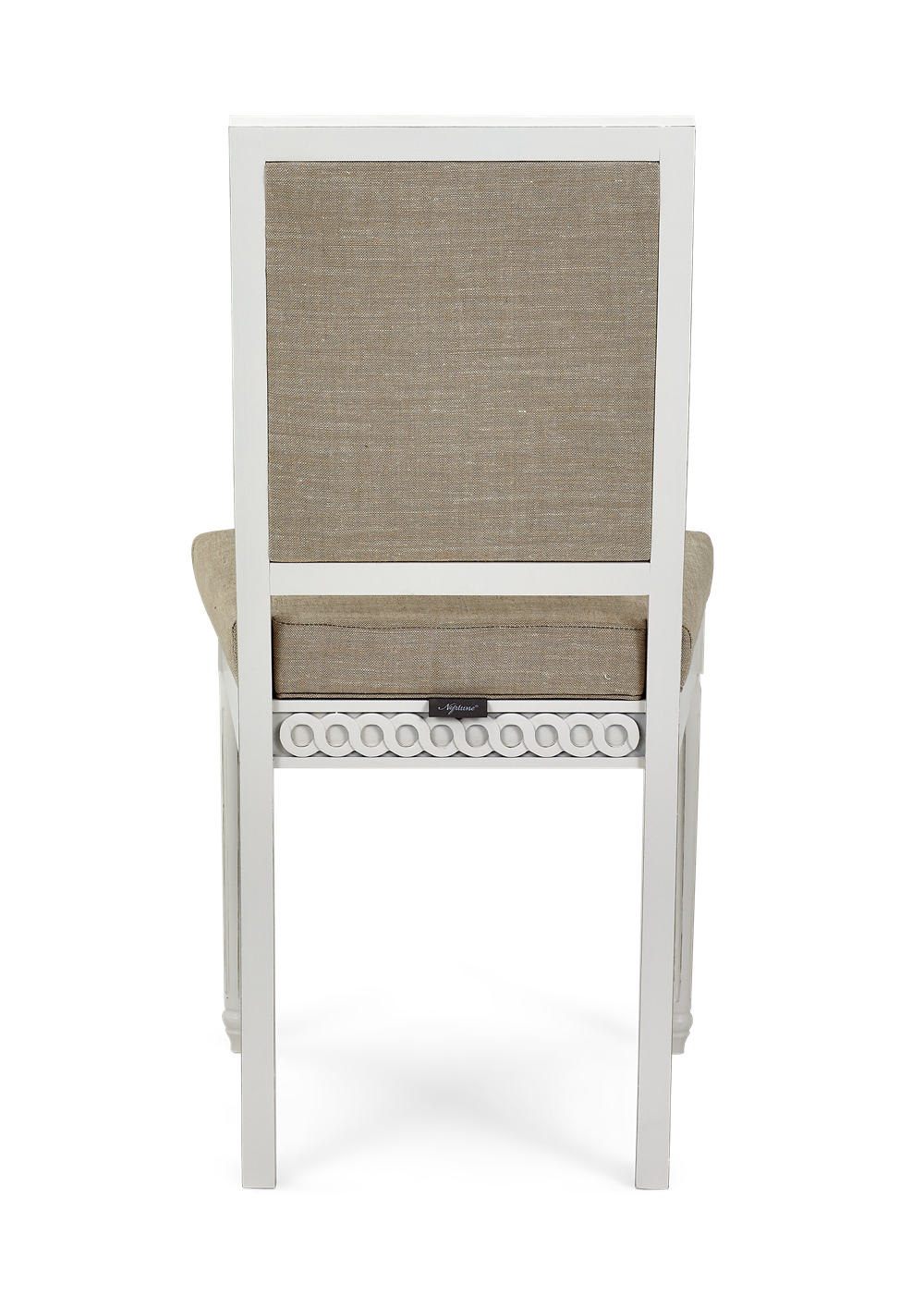 Larsson bedroom chair back