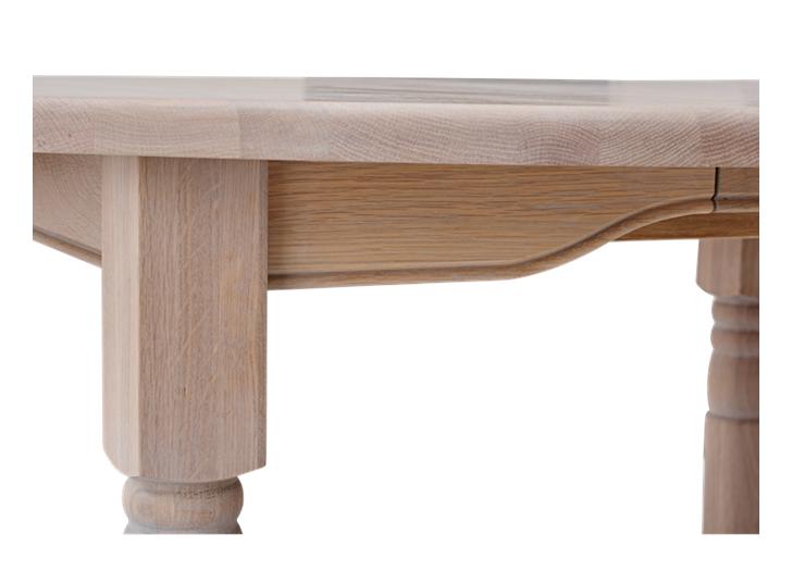 Sheldrake 110-270 Extending Table_Seasoned Oak_Detail 2