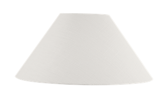 Oliver Lampshade, Warm White