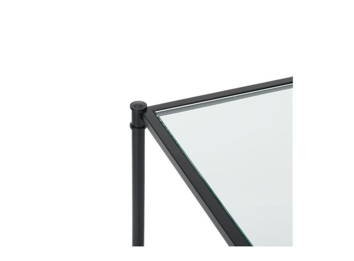 Coniston 120 Rectangular Console Table Black Bronze_Detail 4