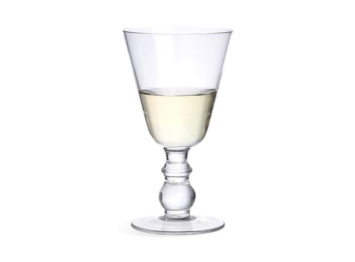 Greenwich White Wine Glasses, Set of 6 Wine