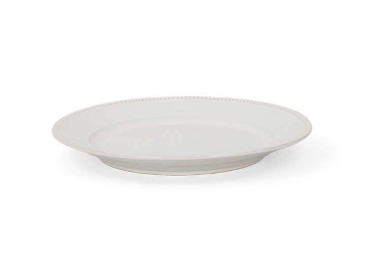 Sutton dessert plate, off white, 1 stack copy