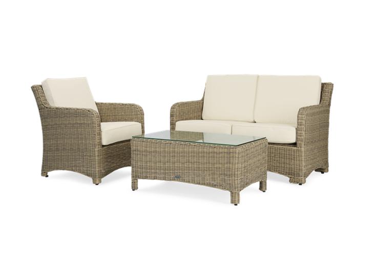 Compton Modular 3 Seater Set with Coffee Table