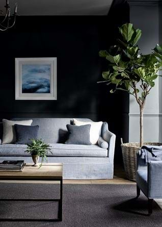 Charlie sofa Deeper print