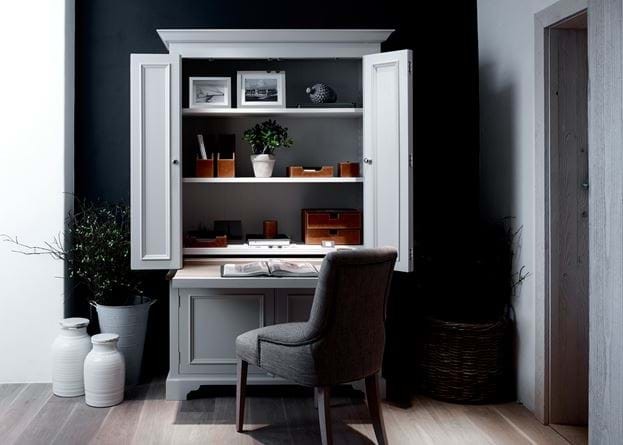 Chichester Delux Workstation_Shingle_Home Office