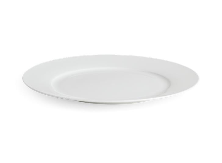 Fenton Dinner Plate Set of 6 White_Front