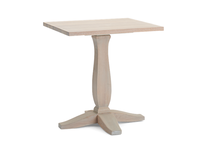 Harrogate 75 Table_Oak Top_3Quarter