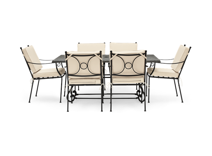 Cheltenham 6 Seater Set_Garden Furniture
