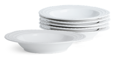 Bowsley Pasta Bowl, Set of 6