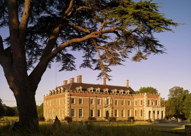St Giles House Dorset