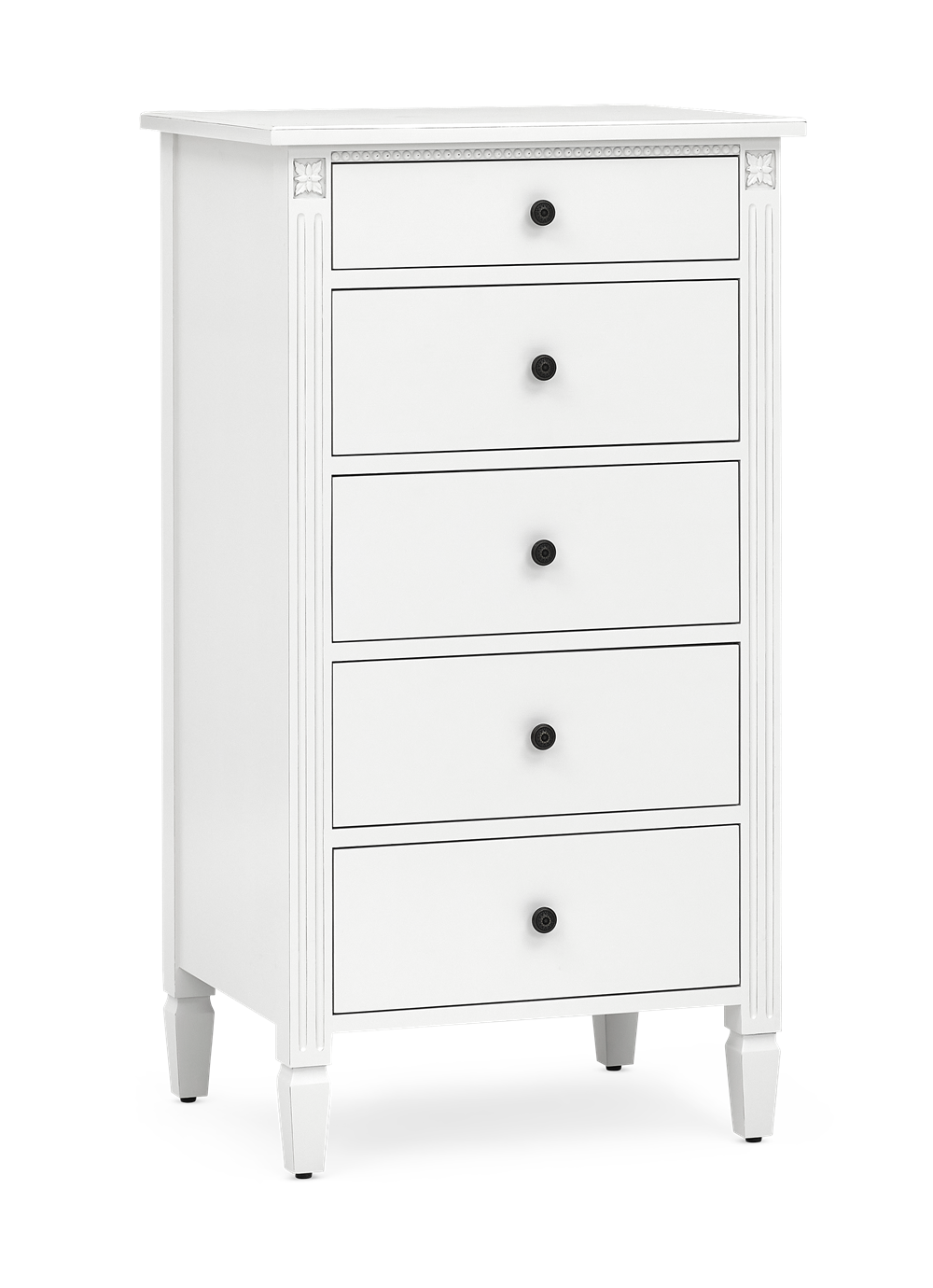 Larsson tall chest of drawers 3quarter