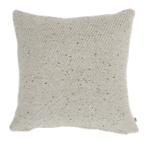 Grace Scatter Cushion 45x45cm, Natural Twill
