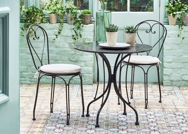Boscombe Tea for Two Set_Garden Furniture_Greenhouse
