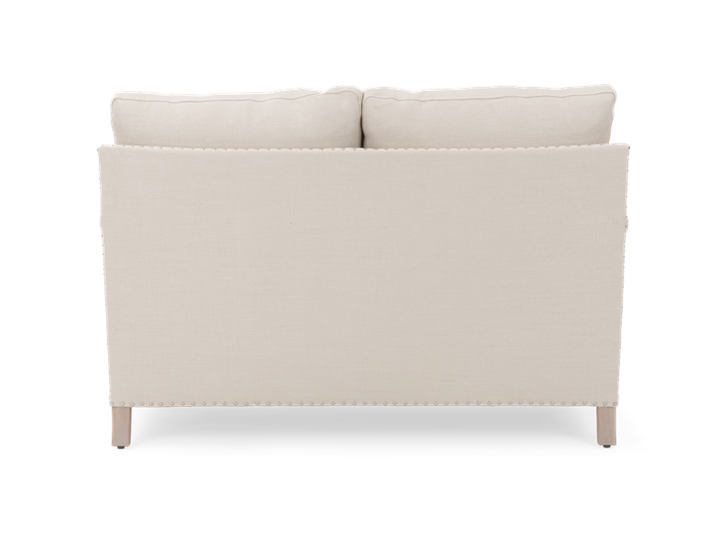 Casper 2 seater, hugo pale oak, rear copy