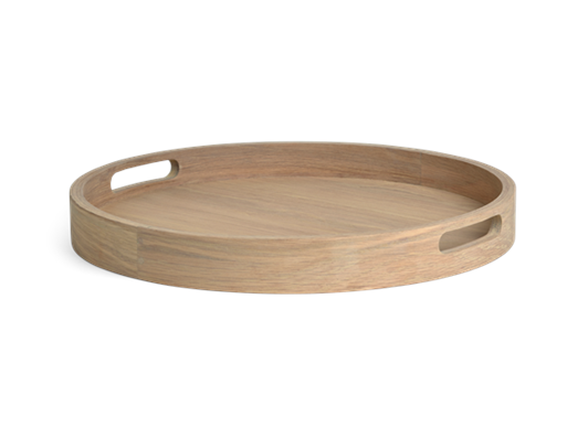 Henley Round Tray_Front