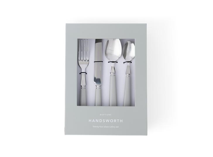 Handsworth cutlery Mist front in box