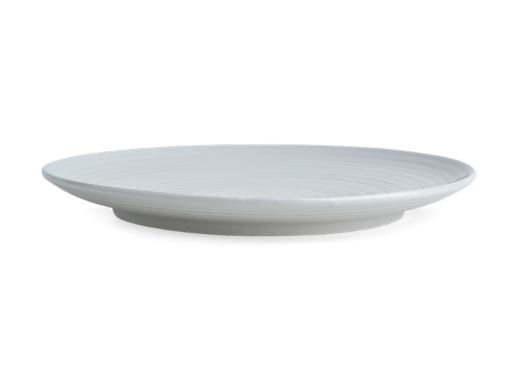 Lewes Serving Platter Grey_Front