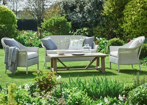 Chatto Sofa Set and Stanway Coffee Table
