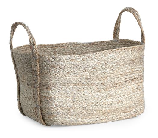 Arbroath medium Jute Basket
