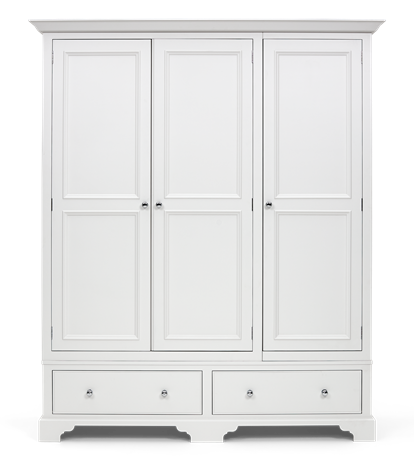 Chichester Grand Wardrobe Shell Front