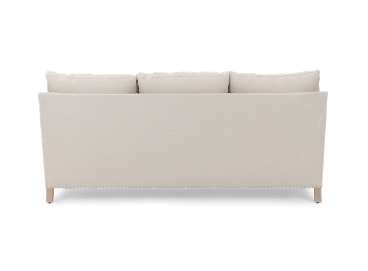 Casper 3 seater, hugo pale oak, rear copy