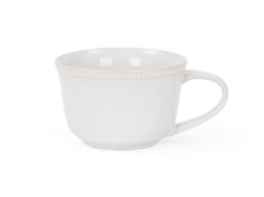 Sutton large mug, off white, 1 stack