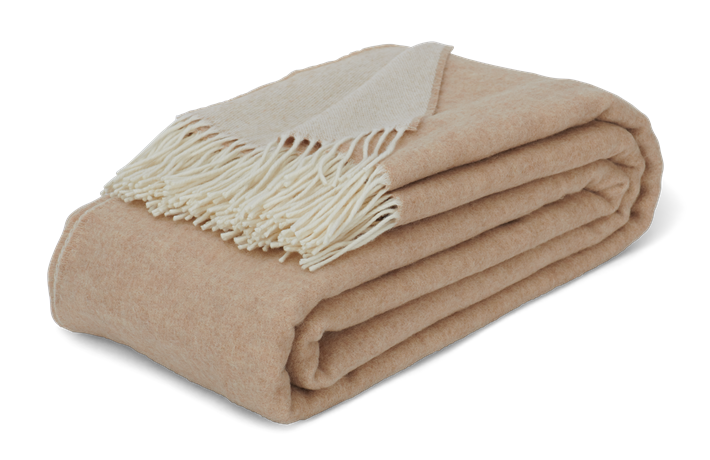 Thurston Reversible Throw Large Natural_3Quarter